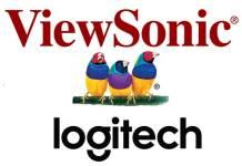 ViewSonic Gabung Dalam Logitech Collaboration Program