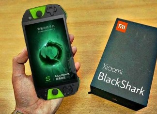 hp gaming xiaomi blackshark