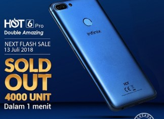 flash sale infinix