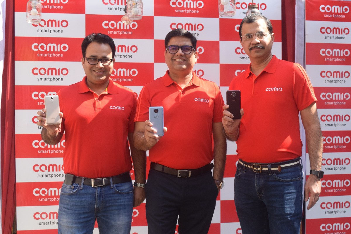"COMIO launches the all new S1 lite and C2 lite- ""For the youth, Of the Youth, By the youth"