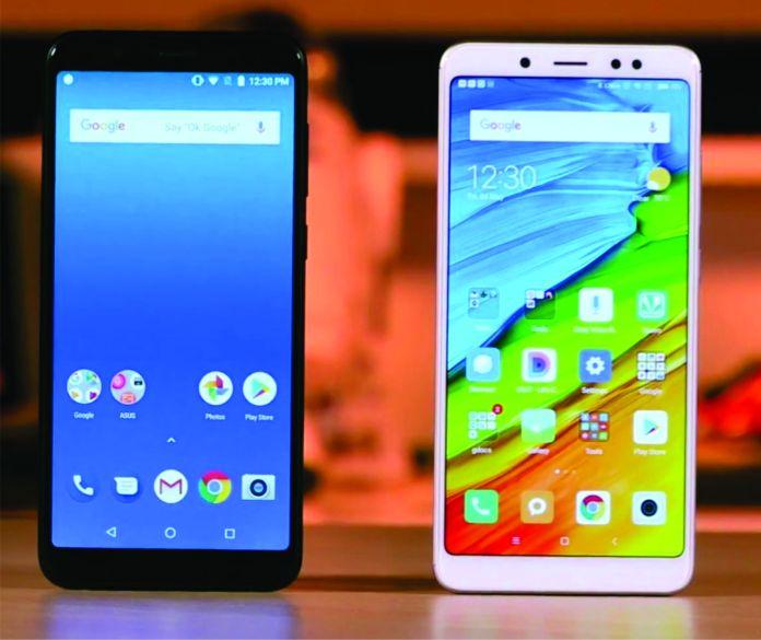 ASUS ZenFone Max Pro M1 vs. Xiaomi Redmi Note 5