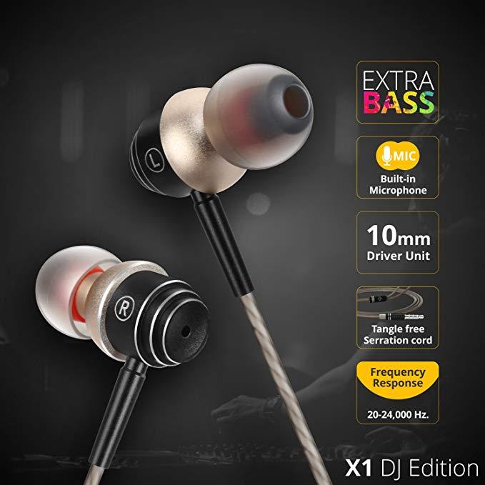 Everycom-X1-Secure-Fit-best-earphones-under-500