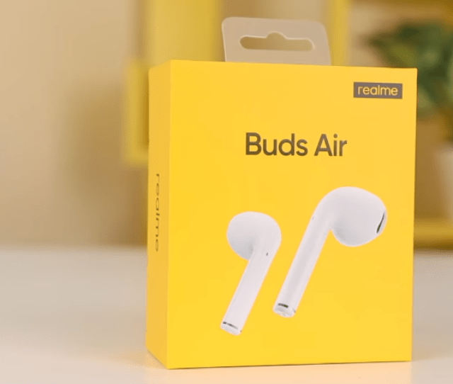 Reasons Why You Should Buy Realme Buds Air Gadgets To Use