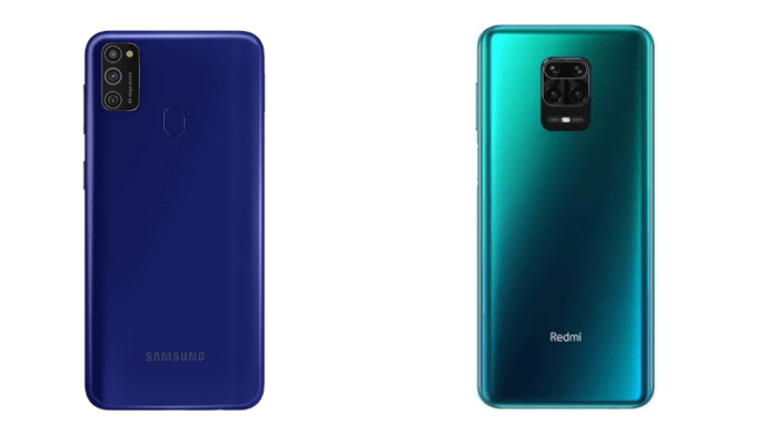 Samsung Galaxy M21 Vs Redmi Note 9 Pro Which One To Buy Gadgets To Use