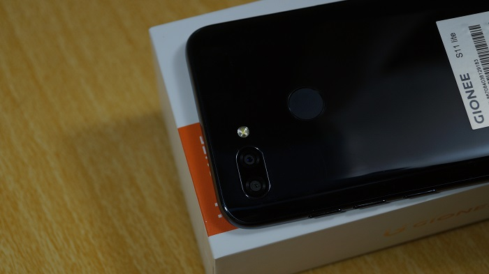 Gionee s11 lite review dual camera