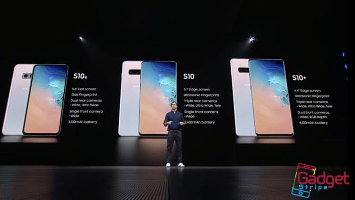 Samsung Unpacked event 2019