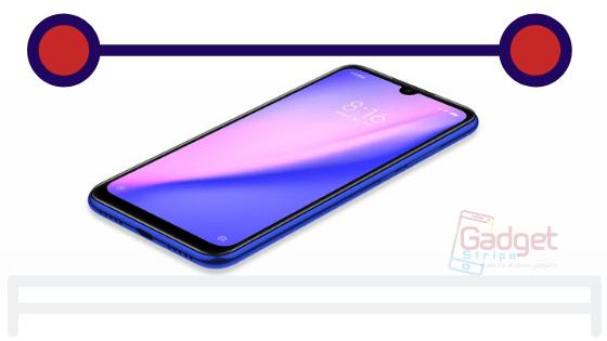 Xiaomi redmi note 7 display