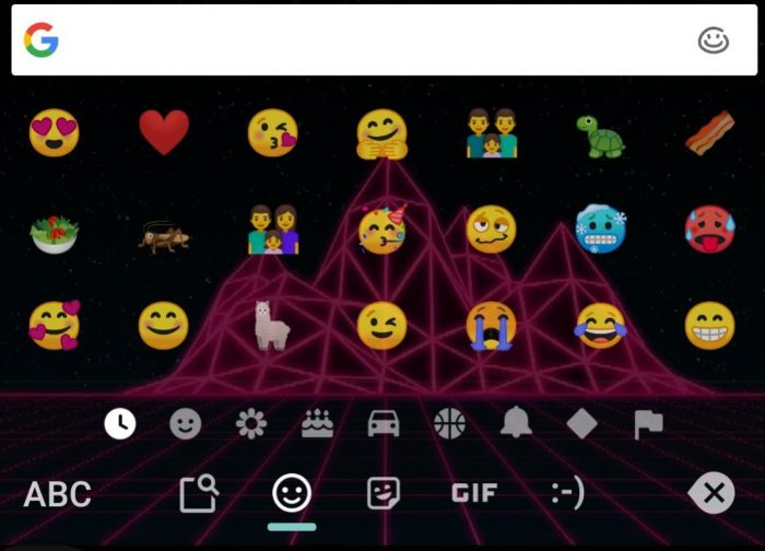 Download Android Pie Fonts and Emojis for all Android devices