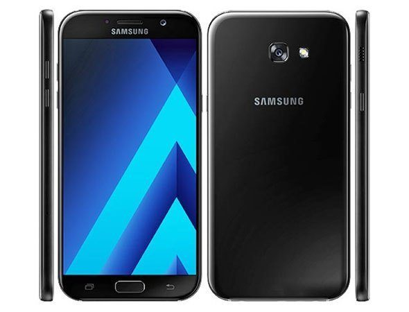 How to install TWRP recovery and root Galaxy A7 2017