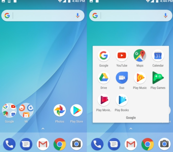 Xiaomi Mi A2 Stock Launcher APK - Download Now | GadgetsTwist