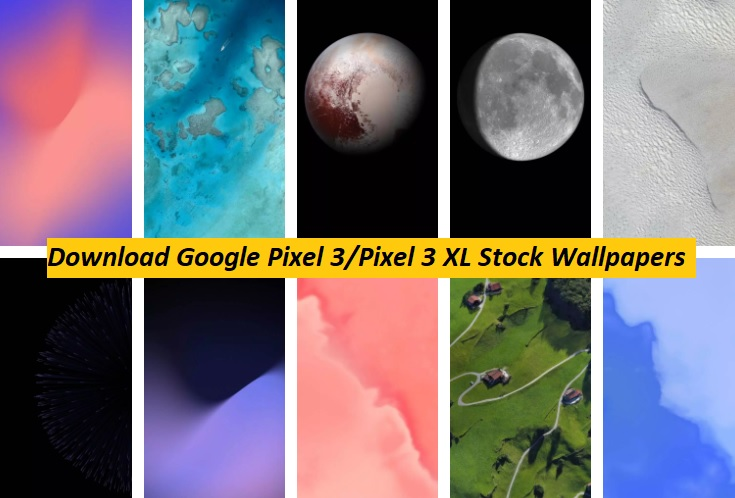 Download Google Pixel 3/Pixel 3 XL Stock Wallpapers - Live