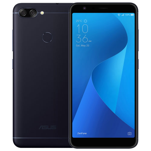 Stock Oreo for ZenFone Max Plus M1 is released, build 15.02.1810.347