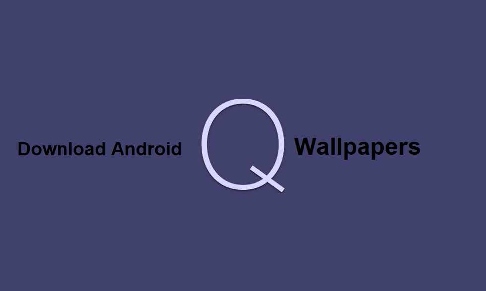 Download Android Q stock wallpapers