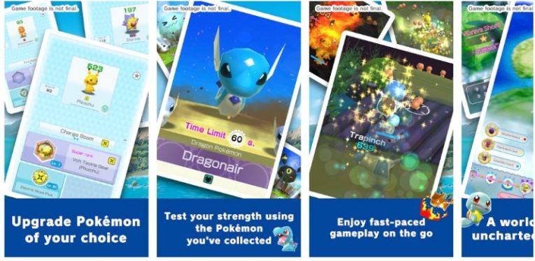 Download Pokemon Rumble Rush ipa for iOS [iPhone, iPad/iPod Touch