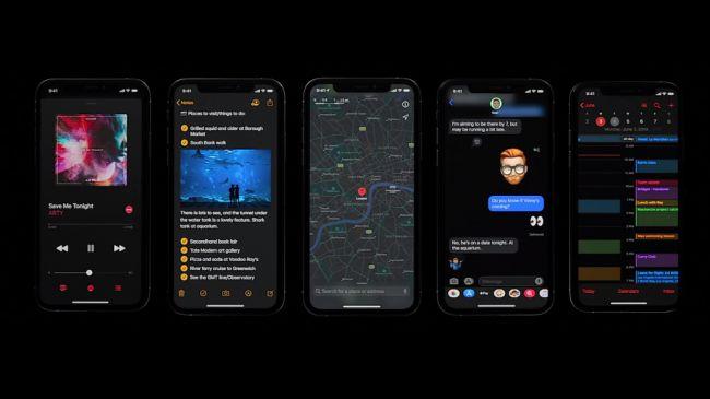 iOS 13   GadgetsTwist