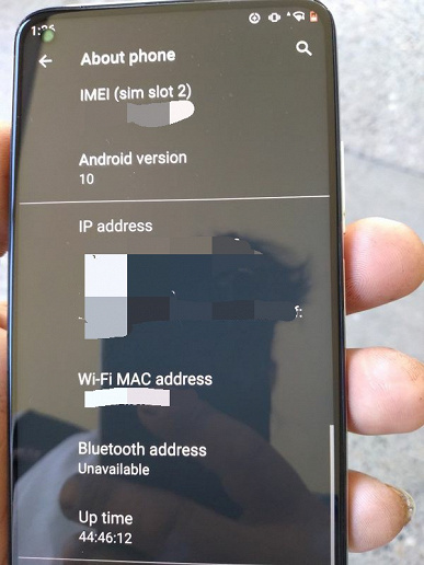 The first real photos of Xiaomi Mi 10T Pro in high quality are published