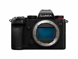 Panasonic Lumix S5 mirrorless camera images and specs published