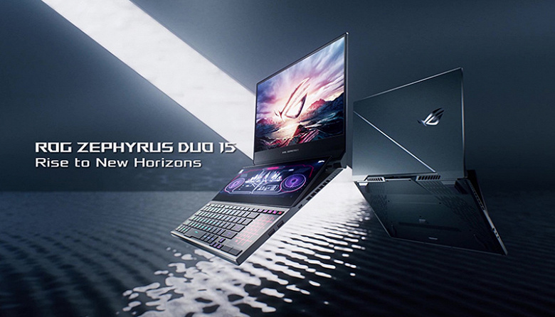 48GB RAM, Core i9 and dual screens. The new version of the Asus ROG Zephyrus Duo 15 laptop has been released