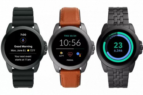 Fossil Gen 5E - new smartwatch on the old platform