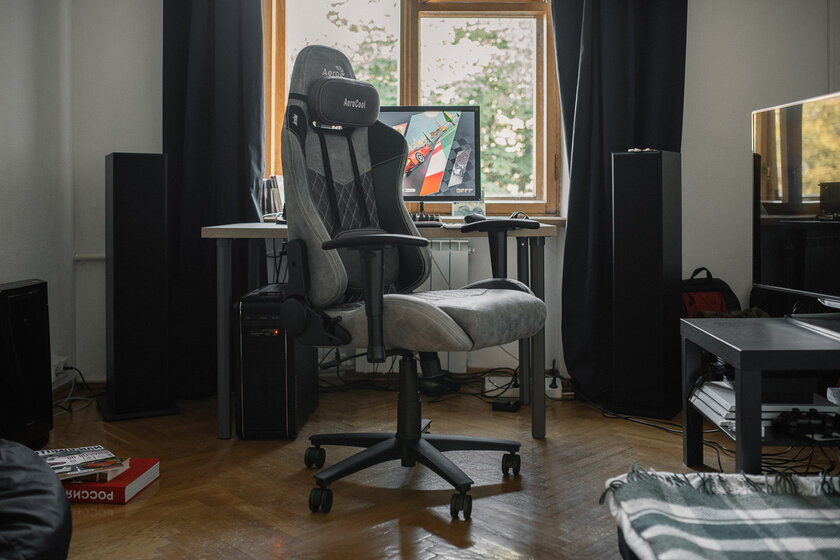 What is a modern gaming chair? Review of two models from AeroCool