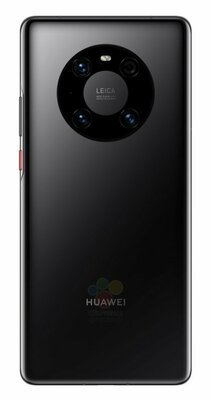 Huawei Mate 40 Pro completely leaked to the network: specifications and renders