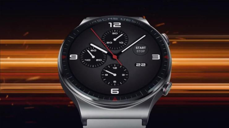 Watch GT 2 Porsche Design