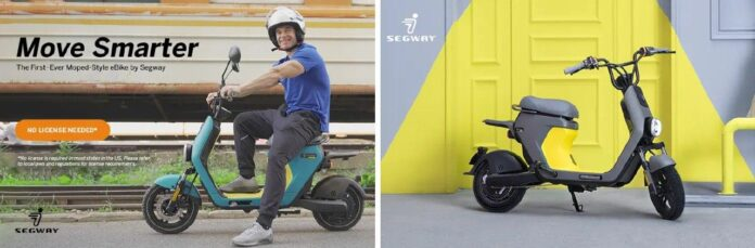 The Chinese showed the world a new electric scooter with an 85-kilometer range