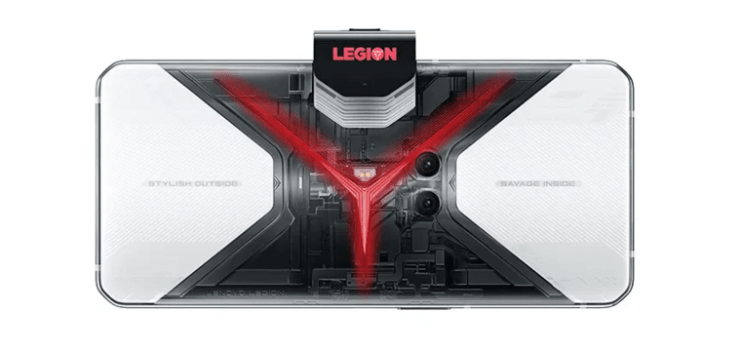 The transparent version of the Lenovo Legion Pro Transparent Edition smartphone is officially presented
