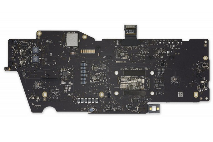 Disassembly of Apple MacBook laptops (2)