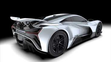 The California start-up introduced the Elation Freedom electric hypercar with a capacity of 1900 hp, a maximum speed of 420 km h, a cruising range of 640 km and a price tag of $ 2 million (6)