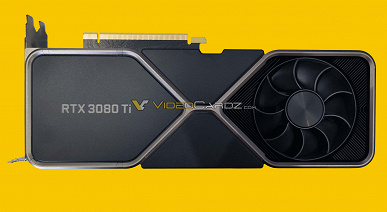 GeForce RTX 3080 Ti FE will be hot and noisy?  The card retained the cooling system of the junior model