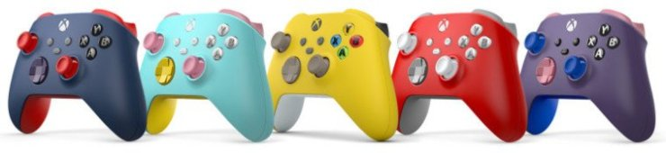 Microsoft invites all interested users to create unique engraved Xbox controllers