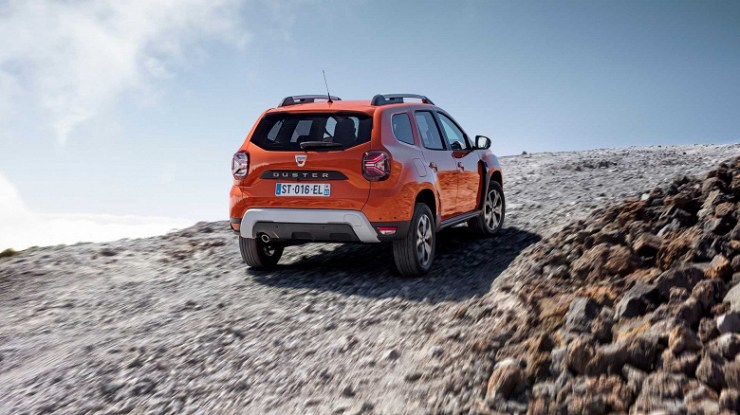 Introduced the all-new Duster 2022 with a range of up to 1235 km