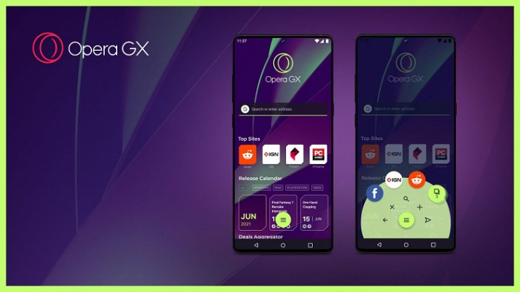 World's first browser for gamers: Opera GX released with ad blocker for iPhones and Android smartphones