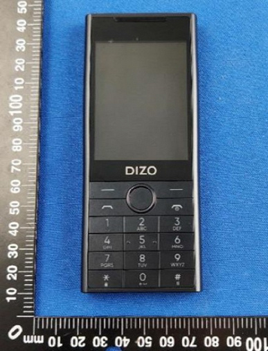 This is how the first Realme Dizo phones look: real photos published