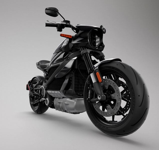 LiveWire One electric motorcycle introduced
