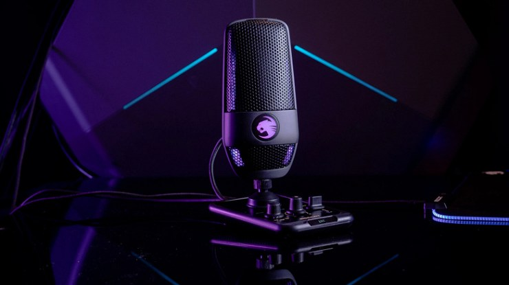 Roccat Torch microphone sales announced