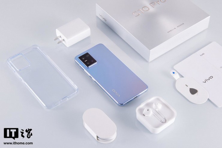 The Honor 50 has a worthy competitor.  Vivo S10 Pro presented with AMOLED screen, 100-megapixel camera and 44-watt charging