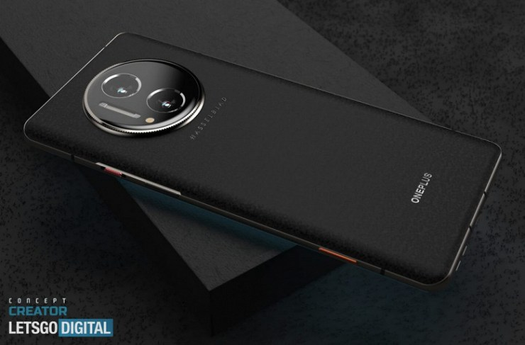 Hasselblad camera, bionic lens and Super Panorama mode.  OnePlus 10 Pro concept renders published