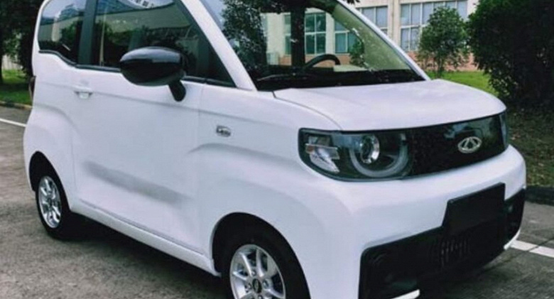 Chery has officially confirmed that sales of the new Chery QQ Ice Cream electric car in China will start on August 26 at a price of $ 4,600.  The nove