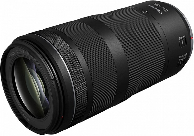 Canon RF 100-400mm F5.6-8 IS USM and RF 16mm F2.8 STM prices announced