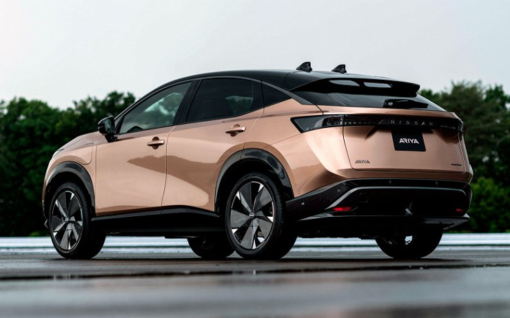 Twice more expensive Nissan Leaf: in Europe started accepting pre-orders for the Nissan Ariya