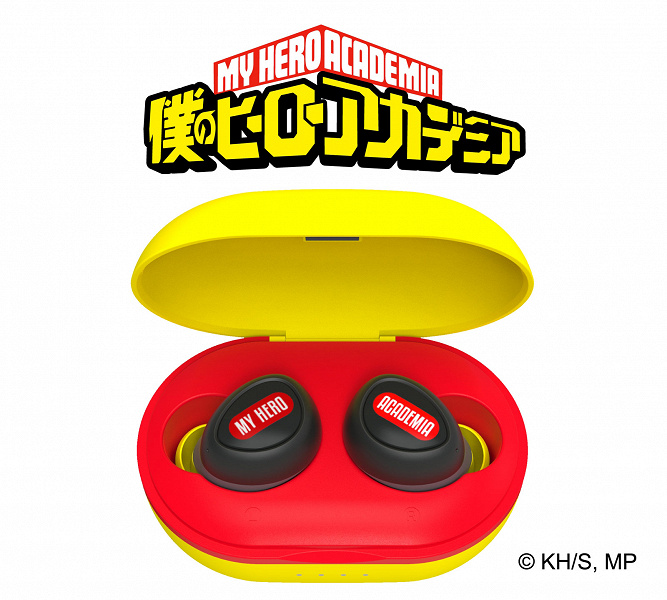 MTI Launches My Hero Academia Wireless Headphones for Anime Fans