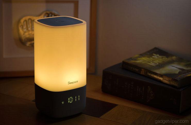 Sleepace NOX Sleep Aid Monitor And Intelligent Wake Up