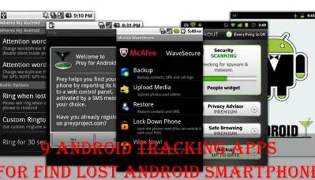 8 Best Android GPS Tracking Apps to track Android Devices