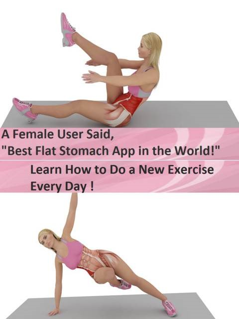 Ab Workouts Top 6 Health Related iPhone Apps