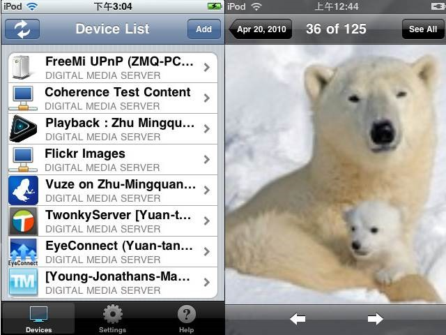 AirPlayer Top 14 DLNA Streaming Apps For iPhone