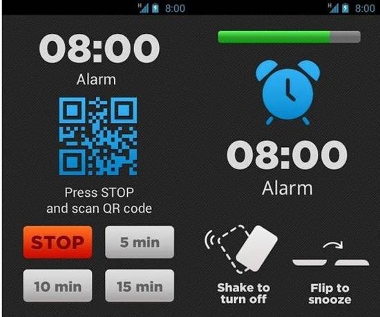 Alarm Clock NFC - 7 Best Android NFC Apps