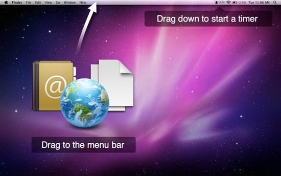 Alarms Reminder App for Mac