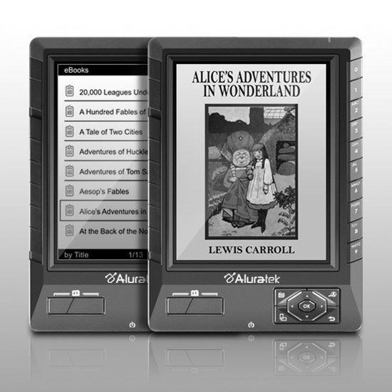 Aluratek Libre E - Book Reader Pro